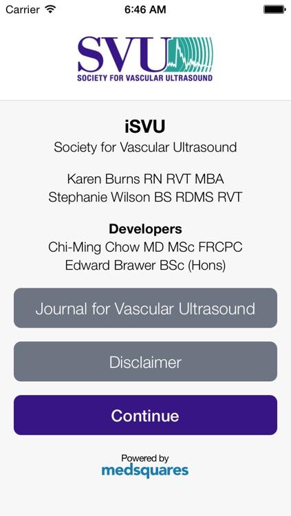 iSVU screenshot-0