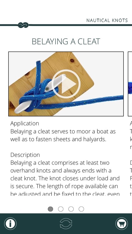 Nautical Knots screenshot-1