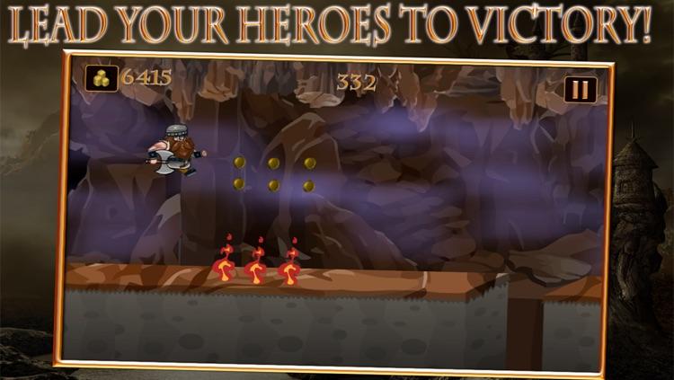 Dark Dragon - Battle between Guardians Army and Trolls League screenshot-3