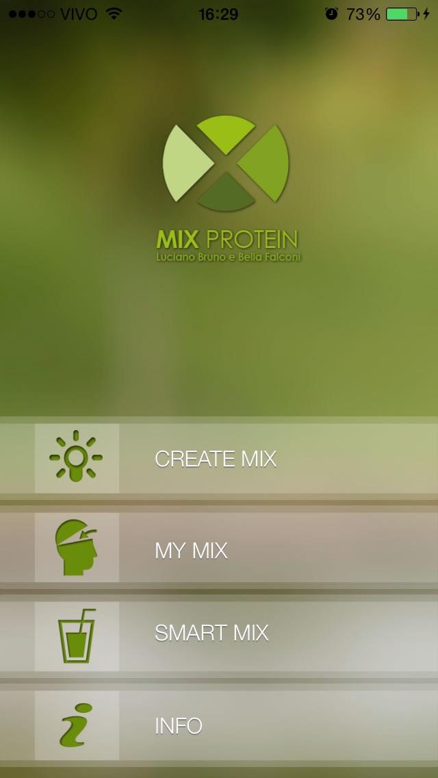 Mix Proteinのおすすめ画像1