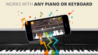 Piano Dust Buster by JoyTunes - App Download - Android Apk