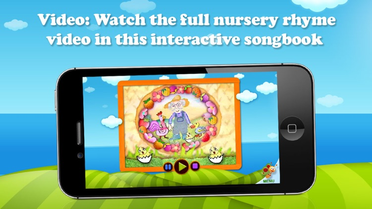 Old MacDonald Song Book – by BabyTV screenshot-4