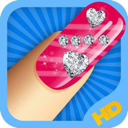 Nail Art Salon For Girls