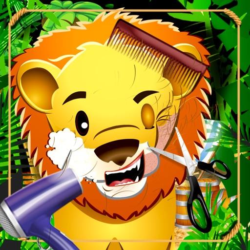 Animal Safari Shave Salon - Free Crazy Beard Edition