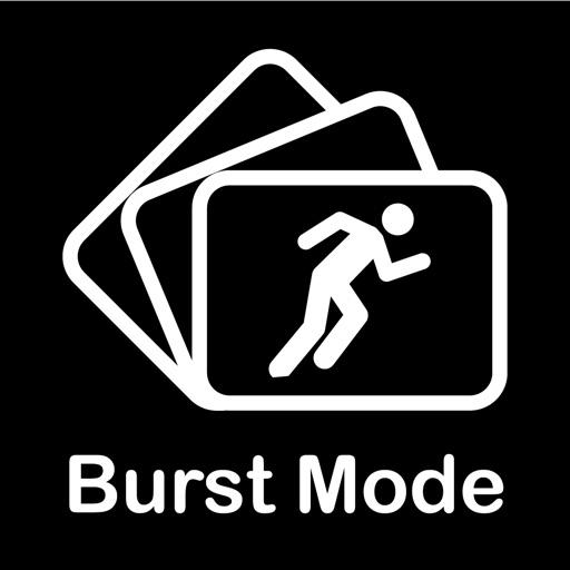 Burst Mode  - High speed camera icon