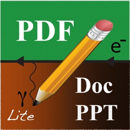AnnotDoc Lite, viewing MS Office doc and PDF with annotations