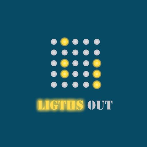 Lightsout - Light bulb Puzzle iOS App