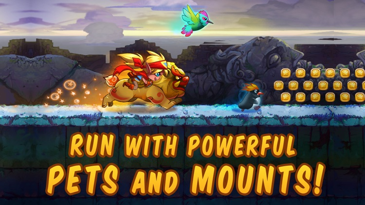 Treasure Run! screenshot-2