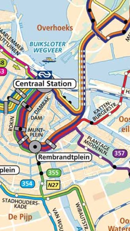 Amsterdam travel guide Amsterdam map offline, Holland FYRA GVB bus Amsterdam tram tourist attractions, metro Amsterdam underground, i amsterdam train maps