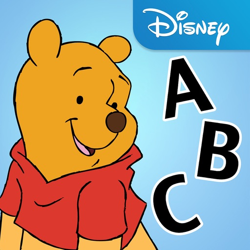 Letters with Pooh