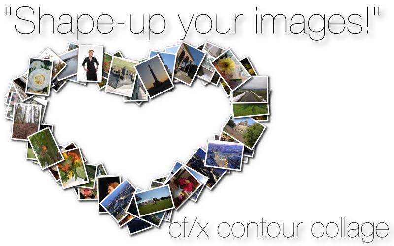 Contour Collage Le review screenshots