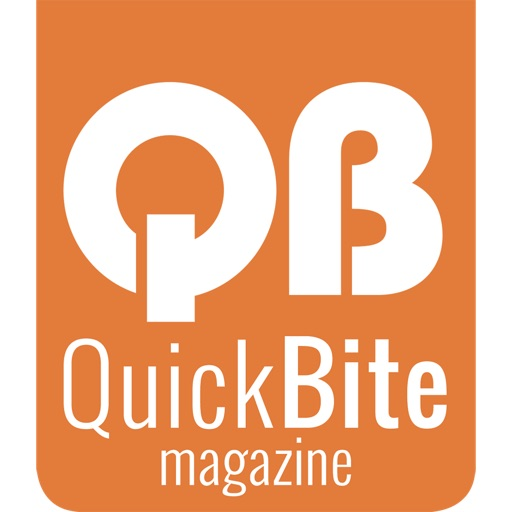 QuickBite Magazine  'the uk's largest food-to-go magazine'
