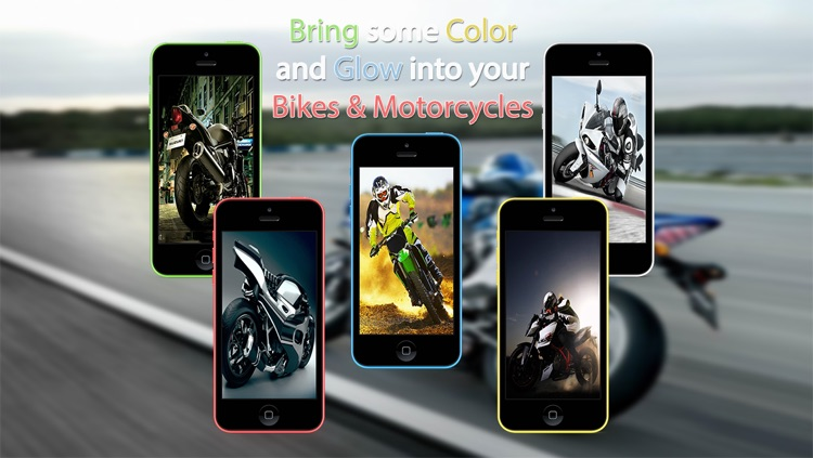 Bikes & Motorcycles HD Wallpapers