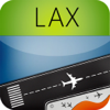 Los Angeles Airport (LAX) Flight Tracker