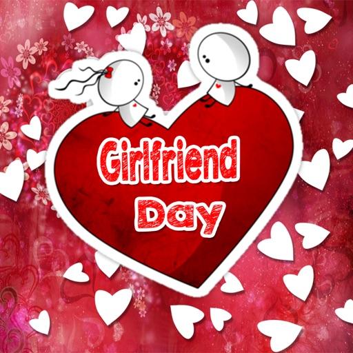 Girlfriend Day Frame