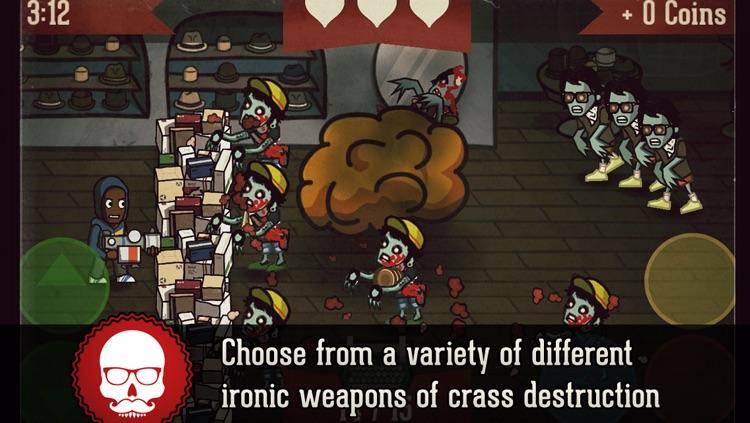 Hipster Zombies screenshot-4