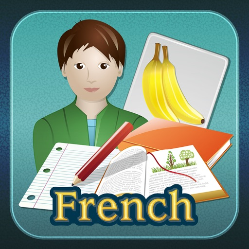 French in a Flash – Learn Quick with Easy Speak & Talk Flashcards! icon