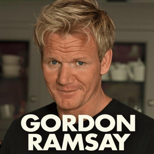 Gordon Ramsay Cook With Me app logo