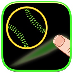 Glow Baseball Homerun: Win the Big Battle!