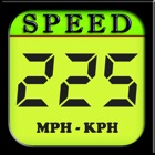 GPS Driving Speed icon