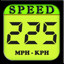 GPS Driving Speed