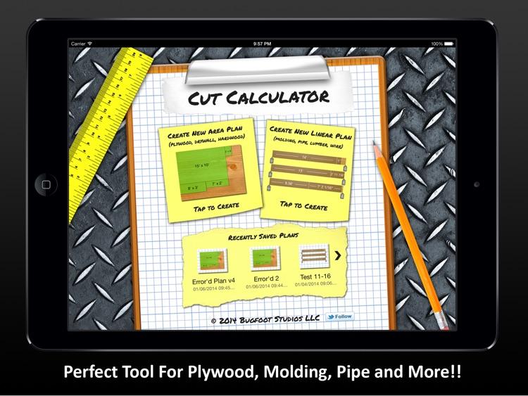 Cut Calculator screenshot-4