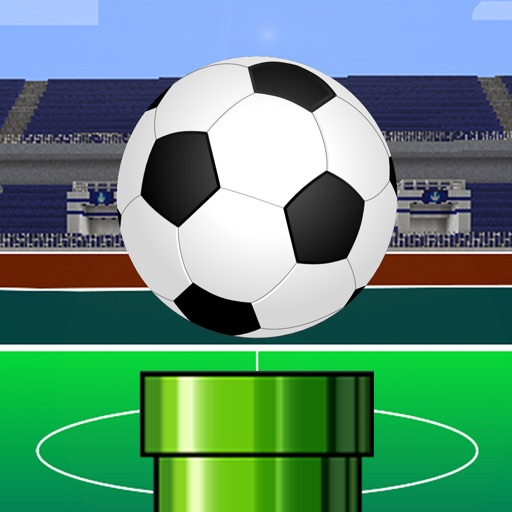 Flick Kick Soccer - Football Super Jump! PRO