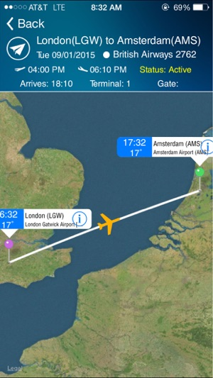 how to track an iphone when its off app 上的 amsterdam airport ams flight tracker schiphol 4638