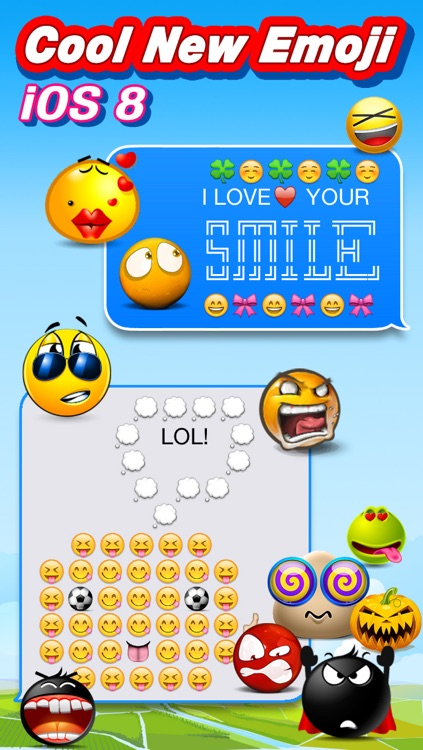 Animated 3D Emoji Free - New Animated Emojis & Emoticons Art  Keyboard screenshot-4