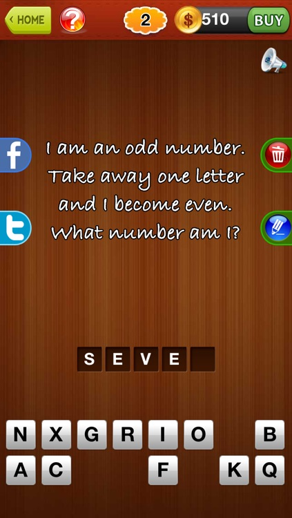 Let´s Guess Riddle ™ reveal what is the riddles from addictive word puzzle quiz game screenshot-1
