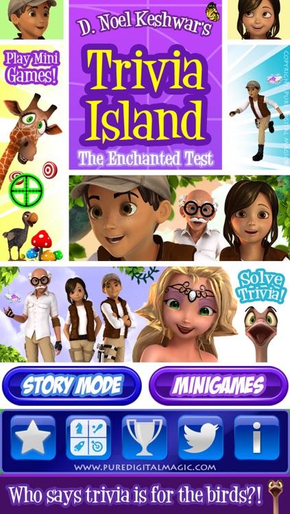 Trivia Island