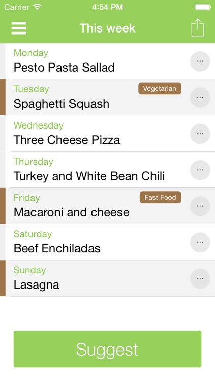 EveryMeal - What's For Dinner?