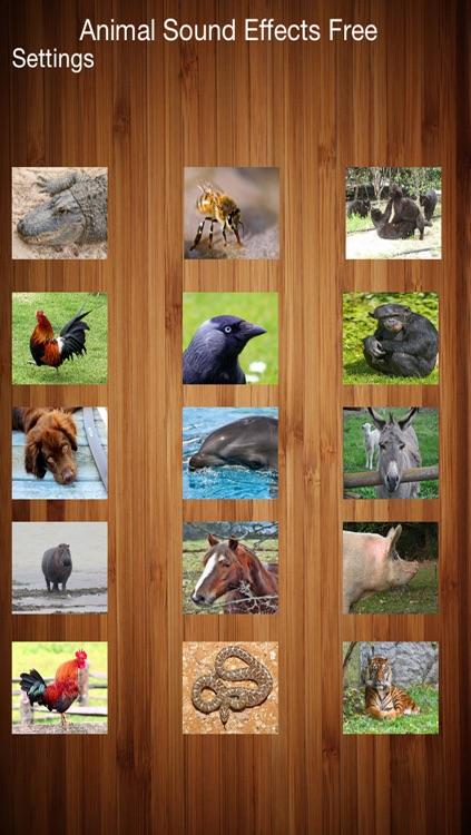 Animal Sound Effects Free!
