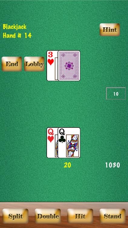 Headsup Poker Free (Hold'em, Blackjack, Omaha)