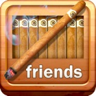 iRoll Up Friends: Multiplayer Rolling and Smoking Simulator Ad-Free icon