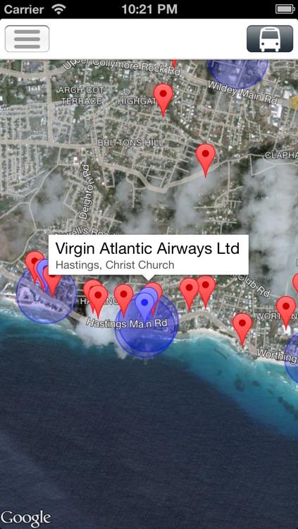 Barbados Free Wi-Fi