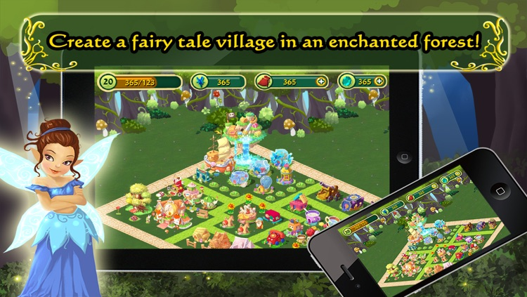 Fairy Village™ screenshot-2