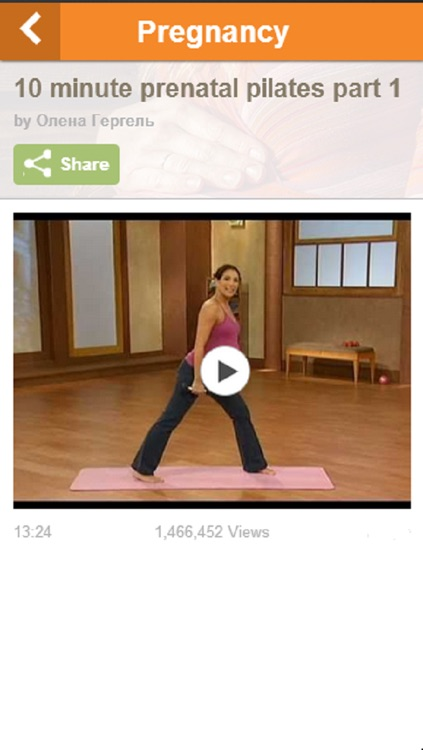 Pregnancy Exercise - Learn How To Stay Fit and Healthy While Pregnant screenshot-3