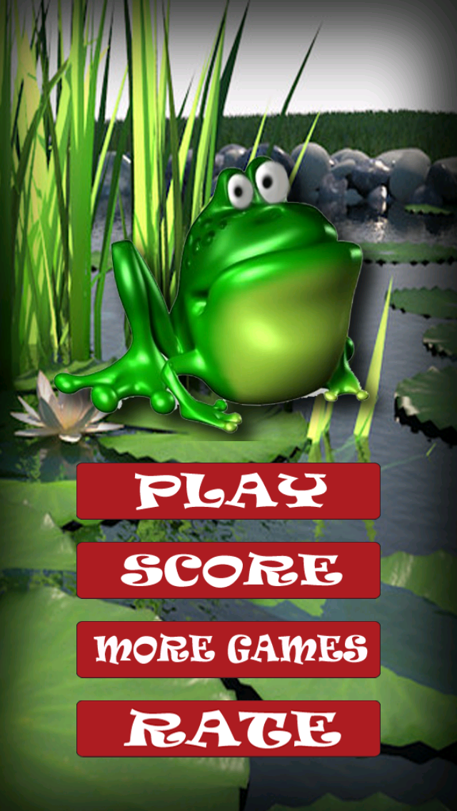 Addictive Jumping Frog Free: Best Challenging Game On