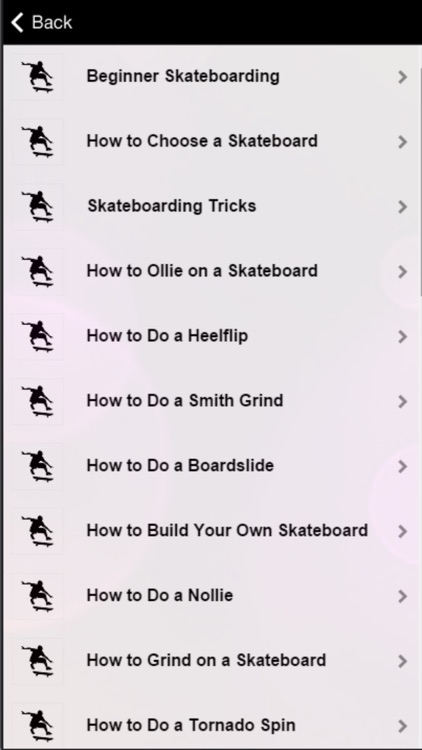 Skateboard Tricks - Learn How to Play Skateboard screenshot-3