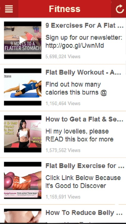 Female Fitness -Fitness Info and Tips to Get You In The Best Shape of Your Life screenshot-3