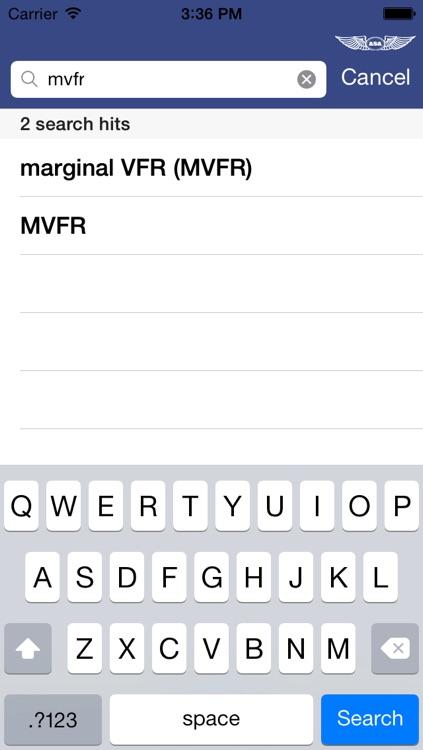 Aviation Dictionary screenshot-3