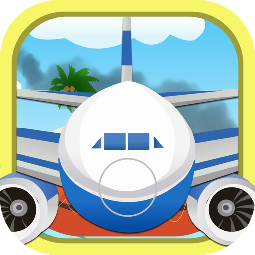 Rc Airforce One Planes - Ocean Beach Landings Simulator FREE