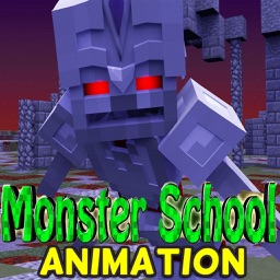 Animation Series for Minecraft PC : Monster School Edition