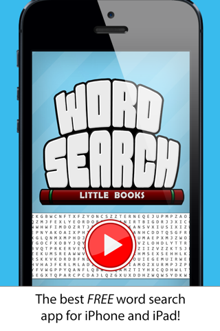Word Search Little Books screenshot 1