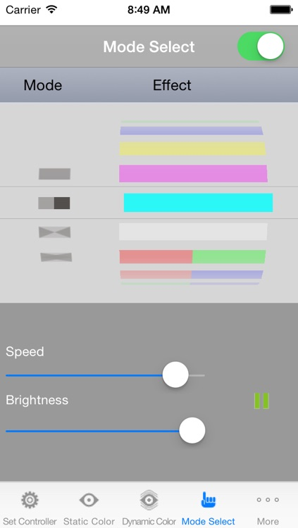 SeaMaster RGB LED