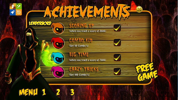A Infamous Soul Reaper Saga: Dungeon Chase of the Swag Scrolls - Free screenshot-3