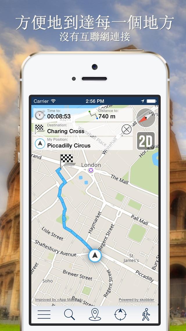 孟買離線地圖+城市指南導航,旅遊和運輸屏幕截圖3