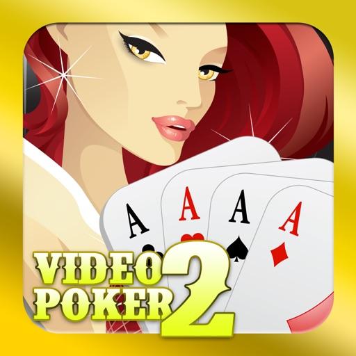 Video Poker 2 – The Free Casino Adventure icon