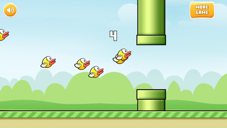 Squishy Bird - Smash Hit the Birds screenshot-4